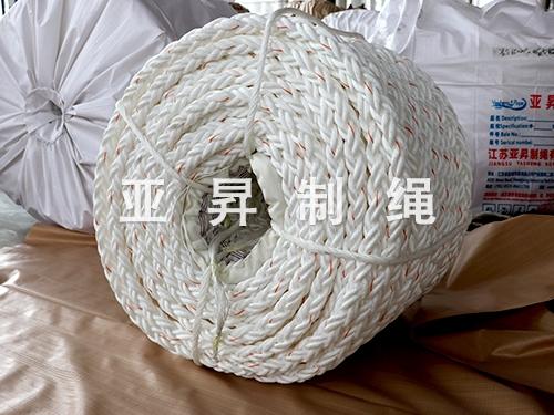 丙纶八股缆绳