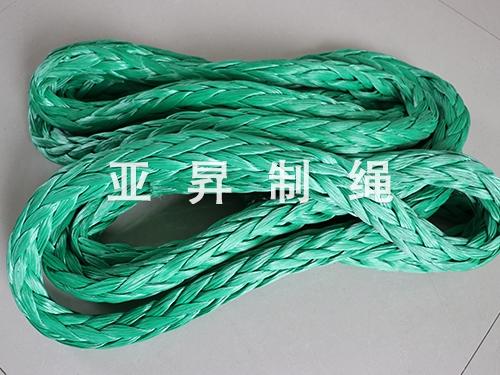 超高分子聚乙烯缆绳