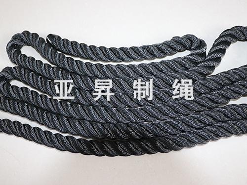 三股尼龙缆绳