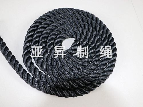 尼龙三股缆绳
